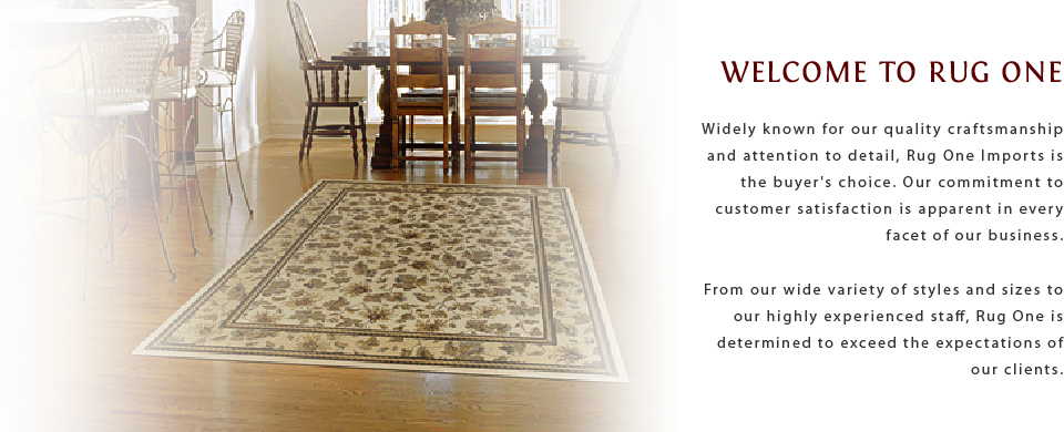 Rug One Imports Ltd Home